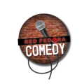 Red Fedora Comedy Logo